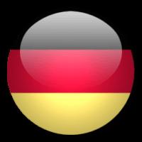 Γερμανική γλώσσα σημαια